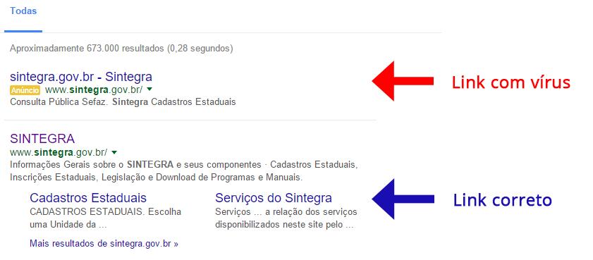 Google viagra virus