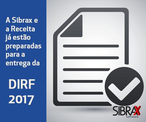 Passo a passo da DIRF 2017