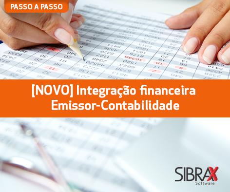 integracao financeiro contabil