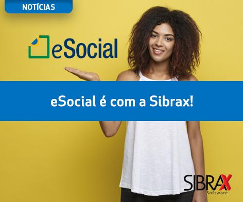 eSocial é com a Sibrax